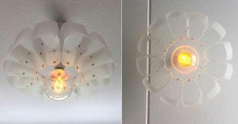 Upcycled Packaging Illuminators