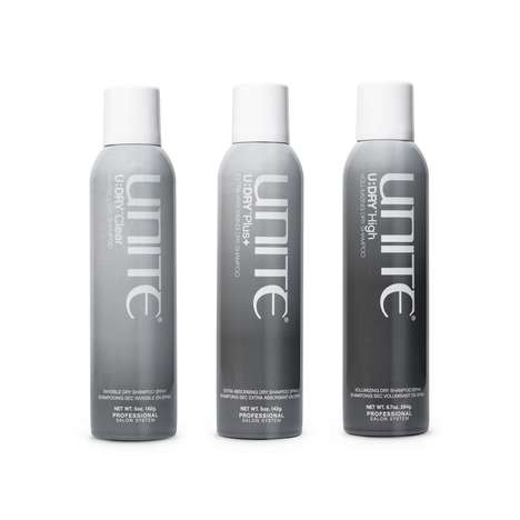 Tailored Dry Shampoo Collections
