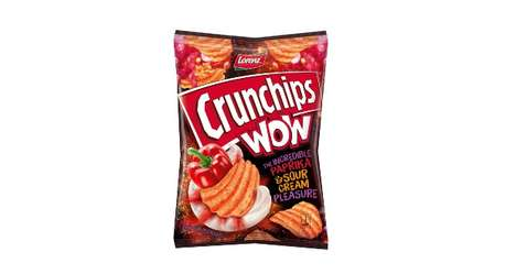 Unexpectedly Bold Chip Flavors