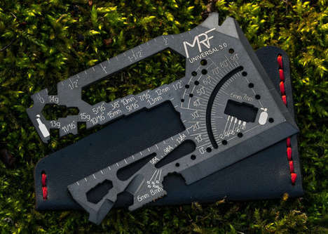 Credit Card-Sized Multitools