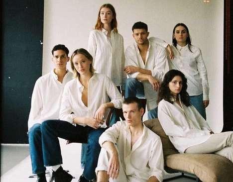 Upcycled Designer Shirts