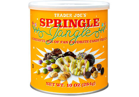 Springtime Snack Mixes