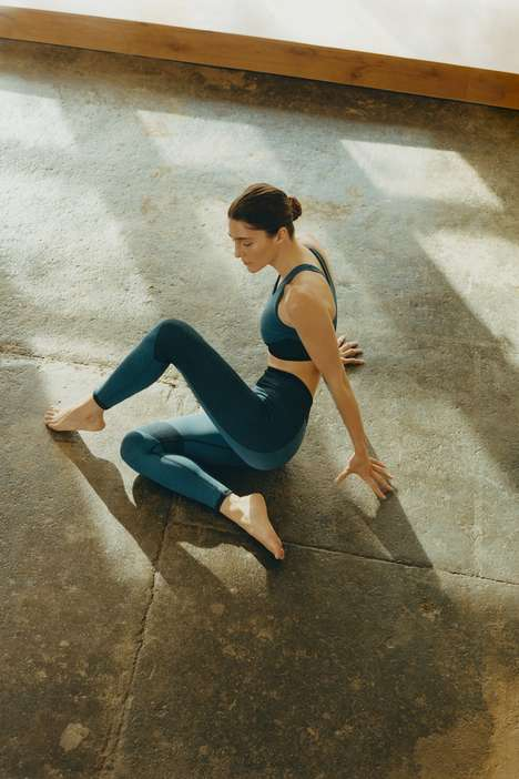 Sustainably Made Activewear