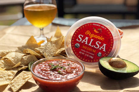 Vegan Restaurant-Style Salsas