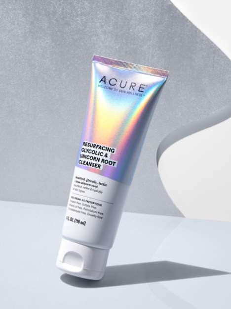 Whimsical Cream-to-Foam Cleansers