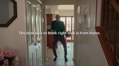 Quarantine Banking Ads