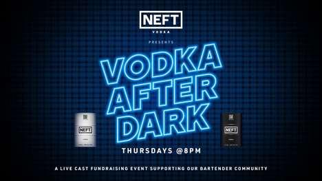 Virtual Cocktail Parties