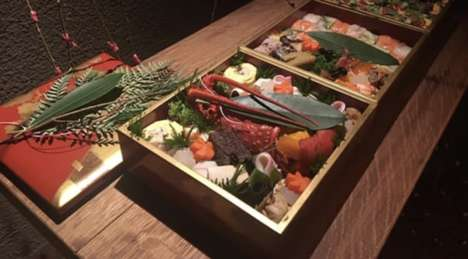 Elevated Five-Course Kaiseki Meals