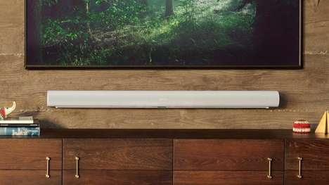 Immersive Home Theater Soundbars