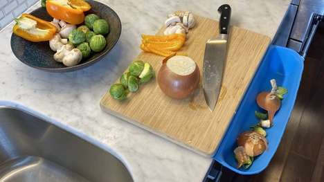 Cutting Board Storage Mats