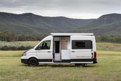 Well-Appointed Off-Grid Camper Vans