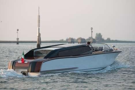 Efficient Venetian Water Taxis