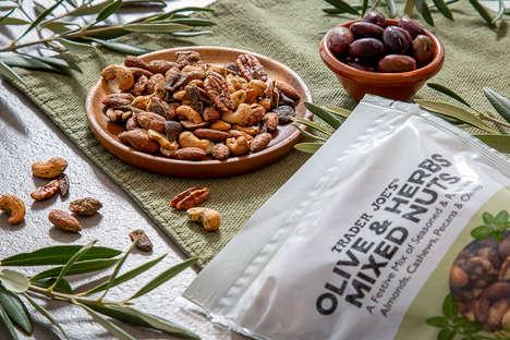 Herbaceous Nut Mixes