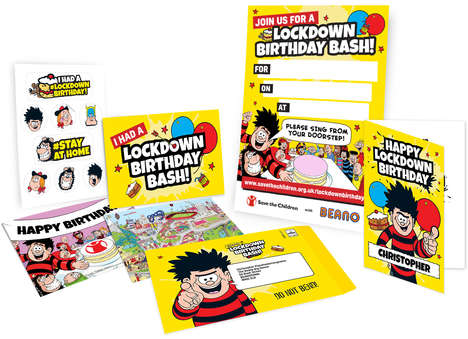 Quarantine Birthday Kits