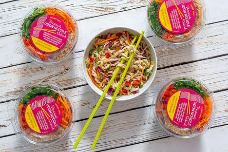 Udon Noodle Salad Mixes