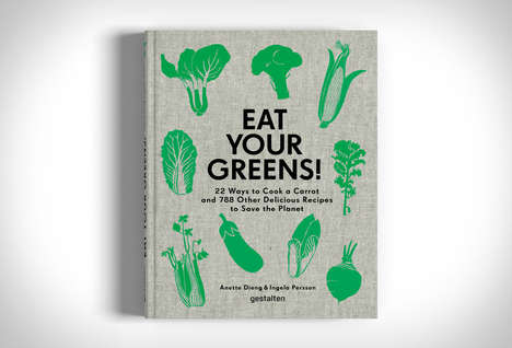 Informative Plant-Focused Cookbooks