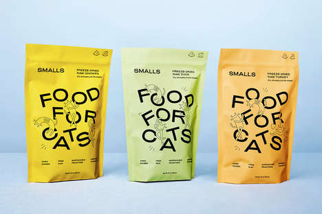 Customized Cat Foods