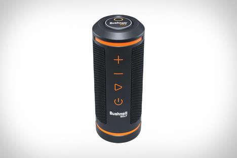 Golf-Friendly Wireless Speakers