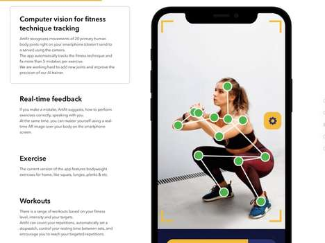 Form-Analyzing Workout Apps