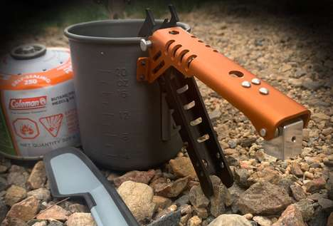 Camper Pot Gripper Tools