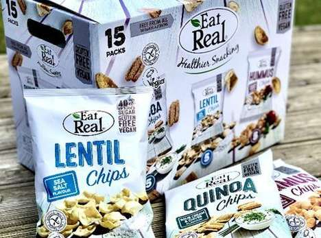 Free-From Multipack Snack Boxes