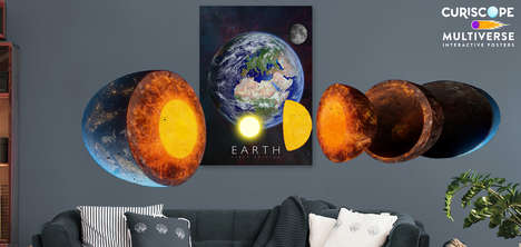 Interactive Space Posters