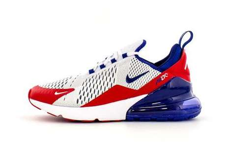 Patriotic Tonal Sneaker Palettes
