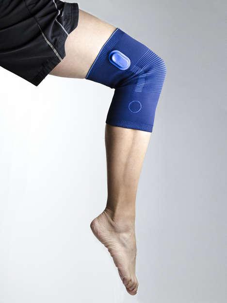 Algorithm-Powered Knee Braces