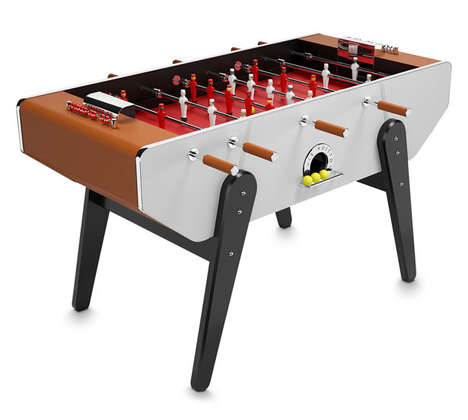 Luxury Fashion Foosball Tables