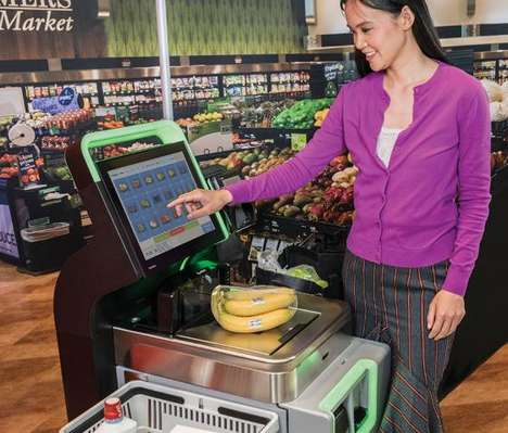 Automated Independent Grocer Checkouts