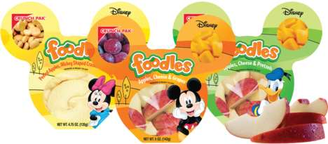 Disney Character Snack Packs