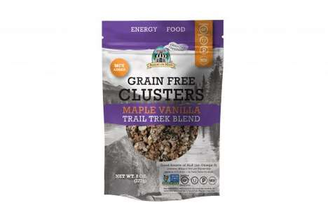 MCT Oil Trail Mixes