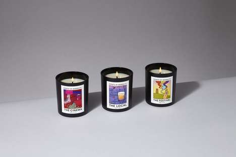 Comforting Quarantine Candles