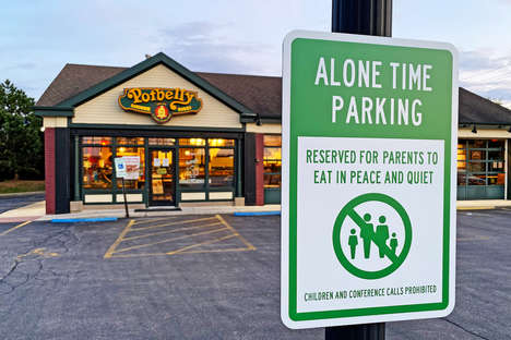 Parent-Designated Parking Spaces