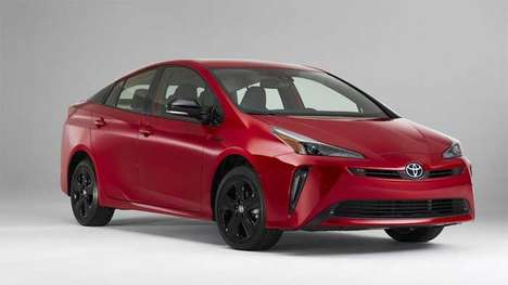Celebratory Sustainable Sedans