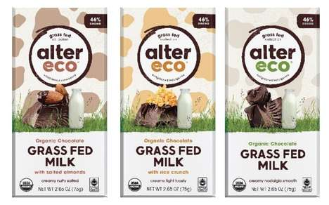 Grass-Fed Milk Chocolates