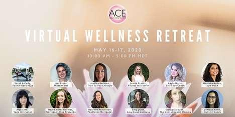 2-Day Virtual Wellness Retreats
