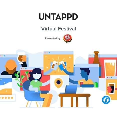 Virtual Beer Festivals