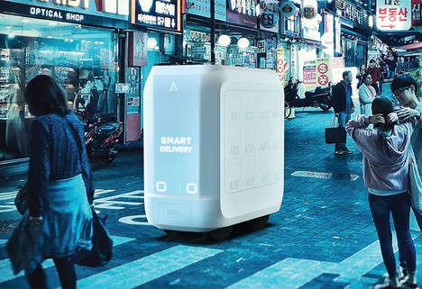 Business-Launching Retail Kiosks
