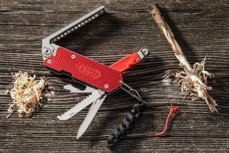 Fire-Starting EDC Pocket Tools