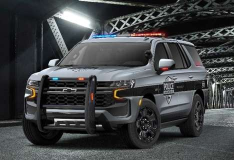 Heavy-Duty Police SUVs
