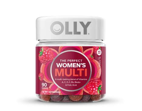 Multifunctional Women's Vitamins
