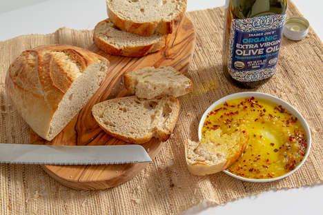 Blended Mediterranean Olive Oils