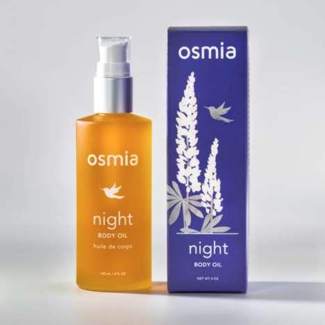 Sleep-Inducing Body Oils