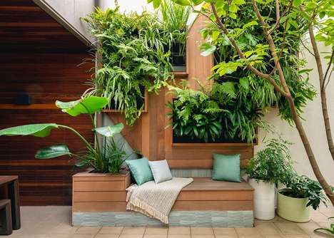 Low-Maintenance Urban Gardens