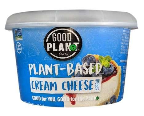 Dairy-Free Cream Cheeses