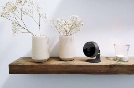 Built-In Control Privacy Cameras