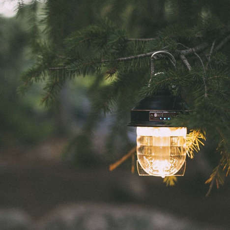 Mini Wilderness-Ready Lanterns