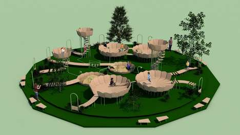 Distancing Playground Concepts