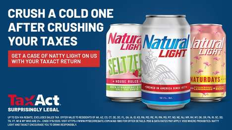 Beer Brand Tax-Filing Incentives